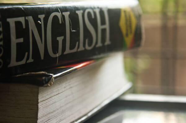 English Dictionary photo