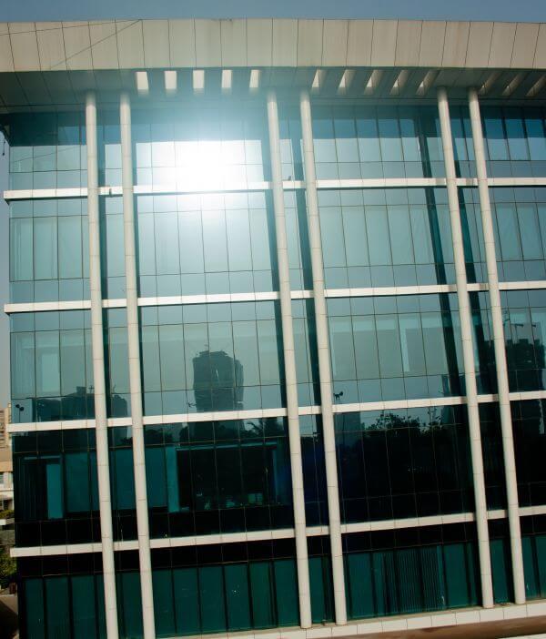 Glass Window Building photo