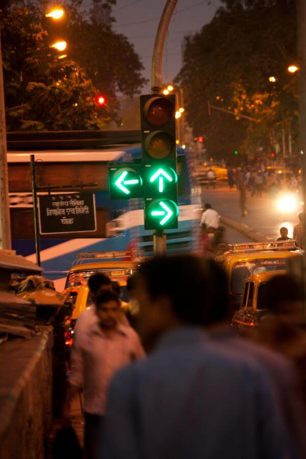 Green Traffic Signal photo