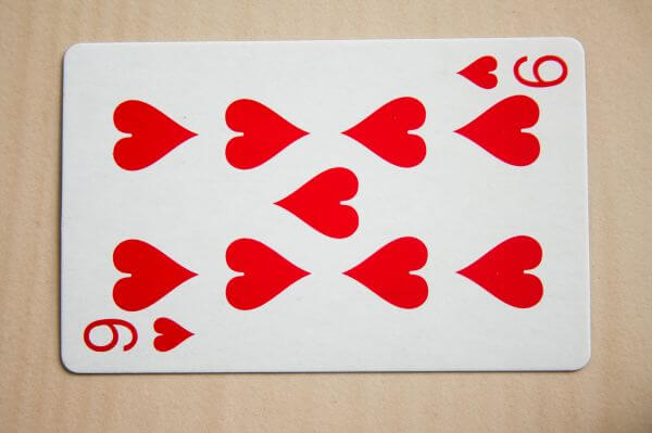 Nine Of Hearts photo