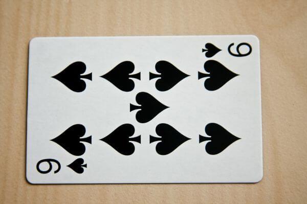 Nine Of Spades photo