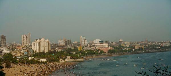 Panoramic View Mumbai photo