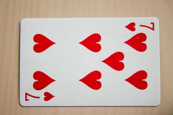 Seven Of Hearts photo