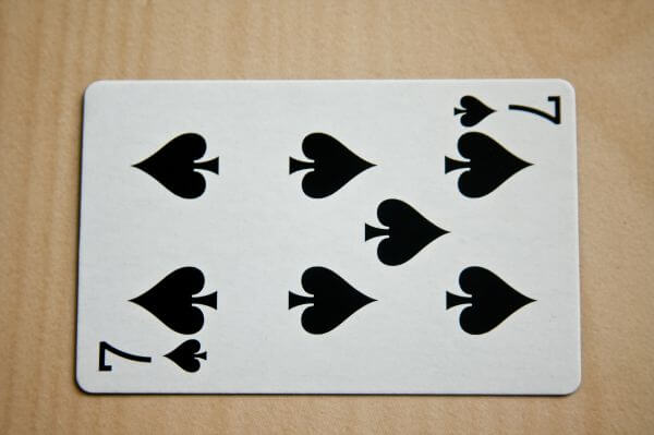 Seven Of Spades photo