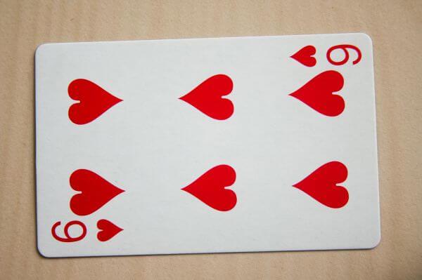 Six Of Hearts photo