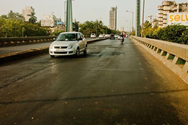 Vehicle On Highway photo