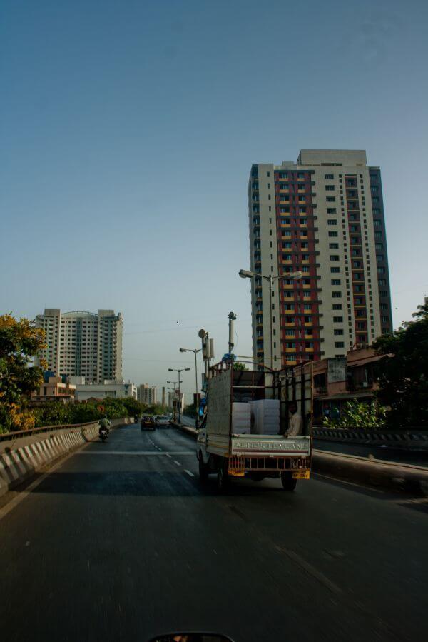 Vehicle On Road photo