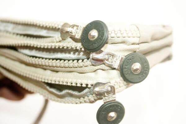 Bag Chains Closeup photo