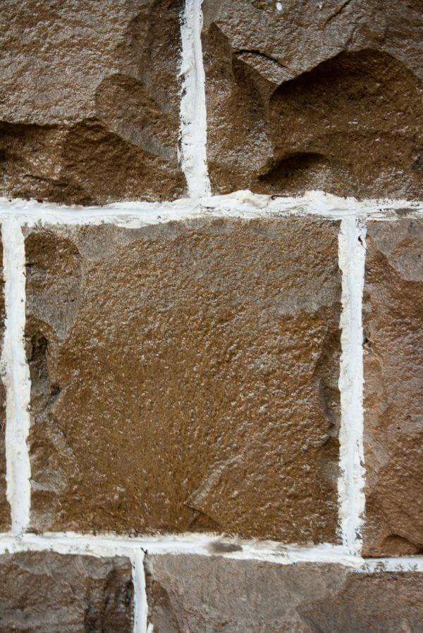Wall Brick Closeup photo