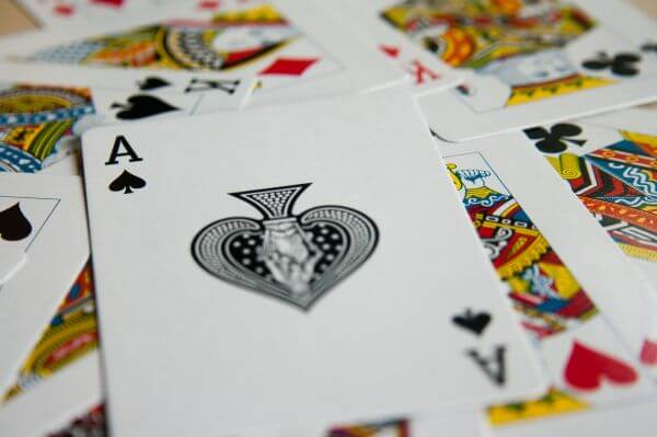 Ace Of Spade Cards photo