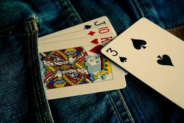 Cards In Pocket photo