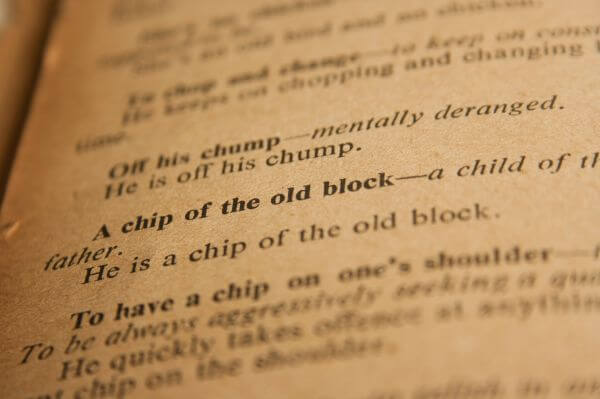 Chip Of Old Block photo