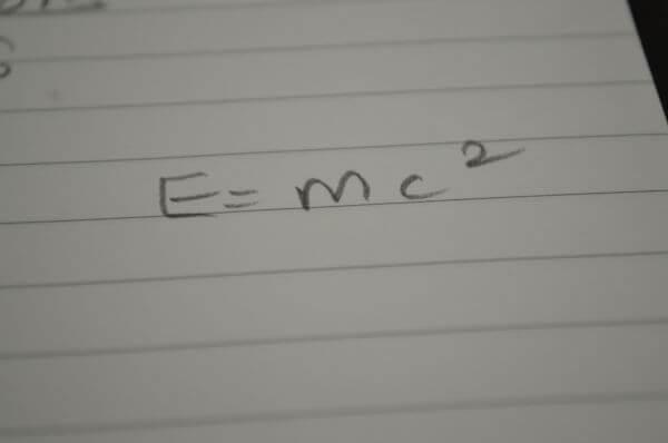 Emc2 Einstein photo