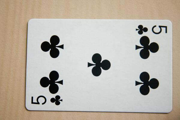 Five Of Clubs photo