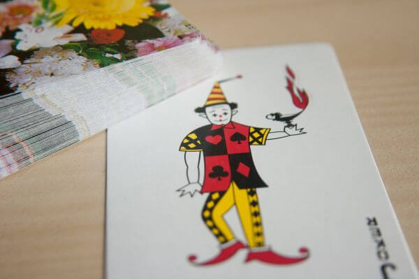 Joker Card photo