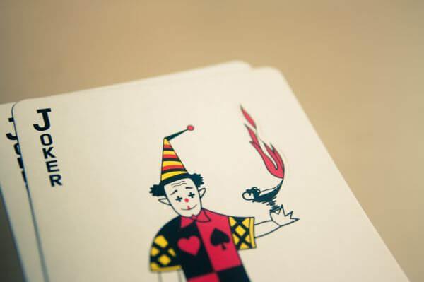 Joker Cards photo