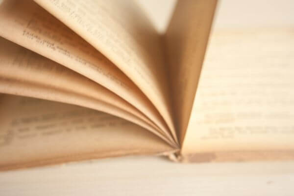 Pages Of Book photo