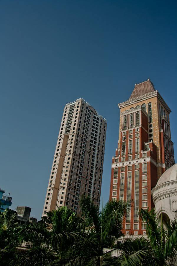 Tall Buildings Mumbai photo