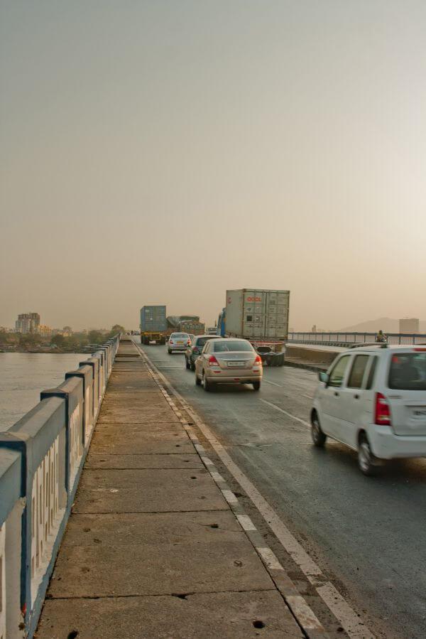 Vehicles On Road photo