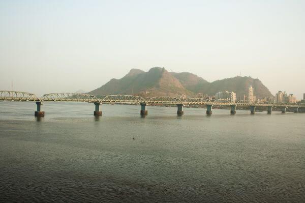 Bridge Over The Sea photo