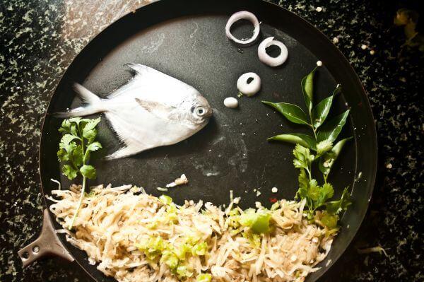 Food Art Decoration photo
