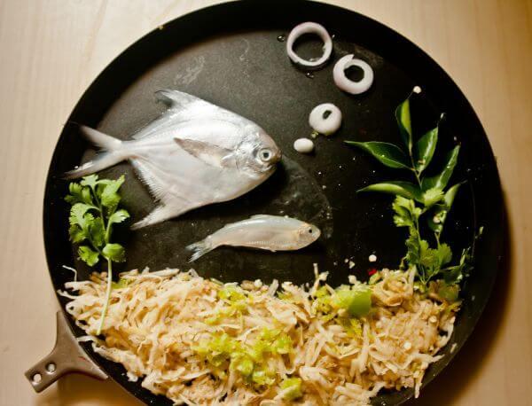 Food Art Fish photo