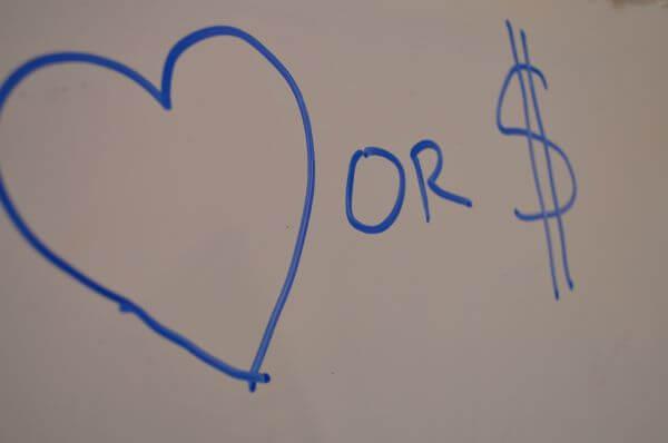 Love Or Money photo