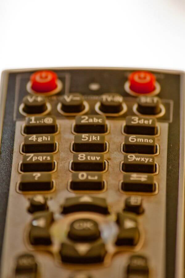 Tv Remote photo