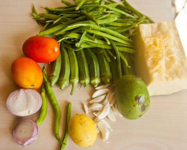 Healthy Vegetables photo