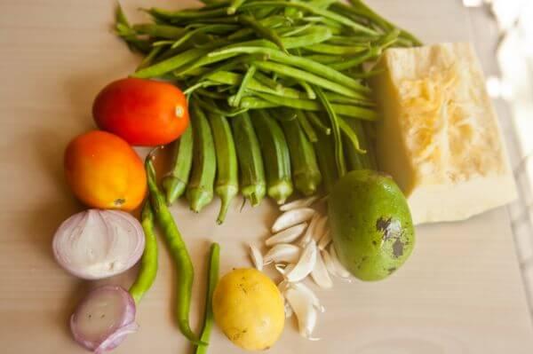 Healthy Veggies photo