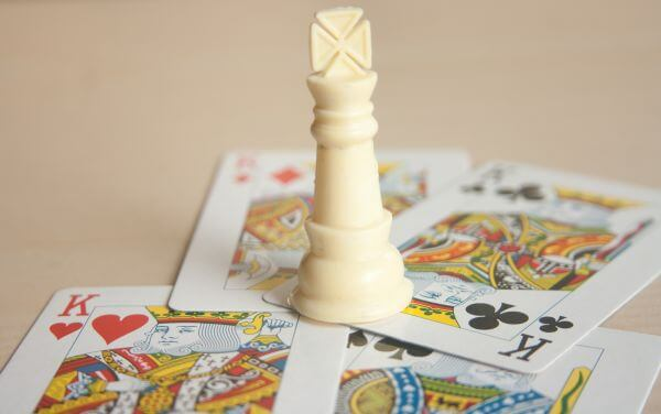 King Of Chess And Cards photo