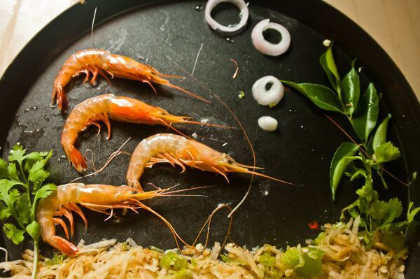 Sea Food Prawns photo