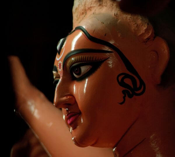 Durga Hindu Goddess photo