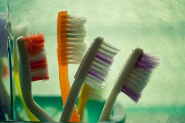 Toothbrushes Head photo
