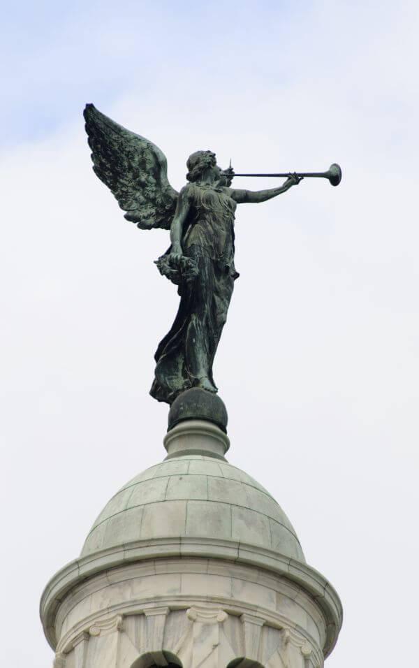 Fairy Angel Statue photo