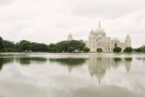 Kolkata Victoria Memorial India photo