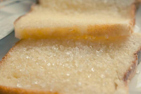 Bread Sugar Butter photo