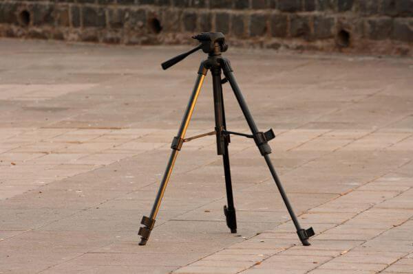 Camera Tripod Stand photo