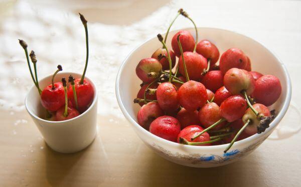 Cherry Bowl Fruit photo