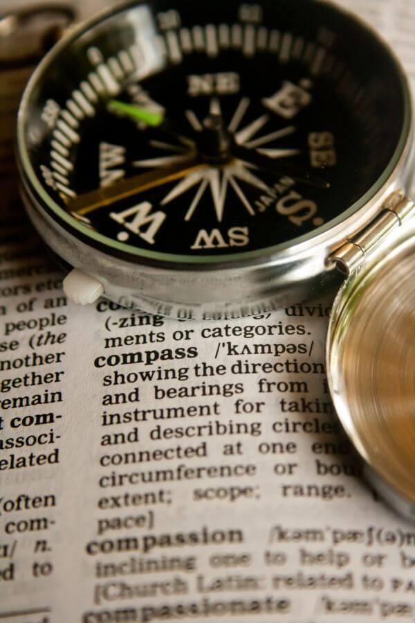 Compass Dictionary photo