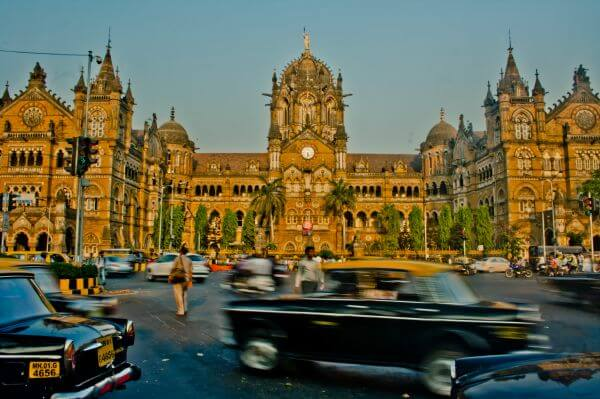 Cst Station Mumbai photo