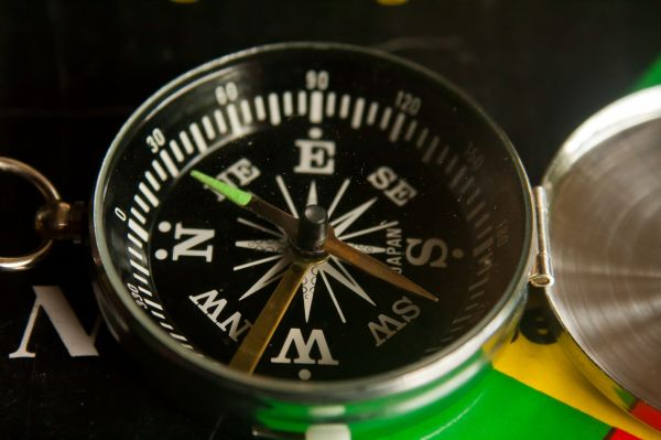 Directional Compass photo