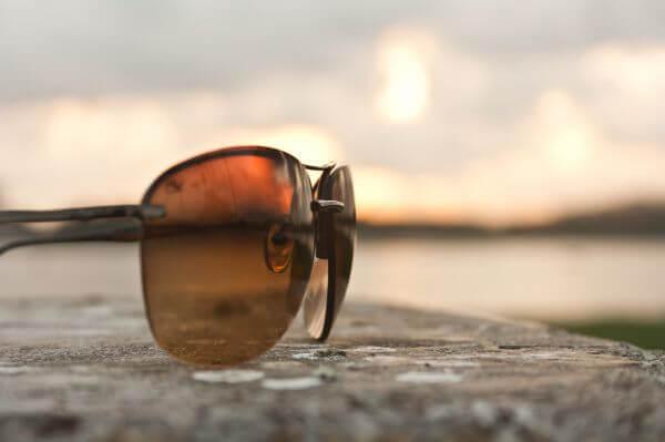 Landscape Expensive Sunglasses photo
