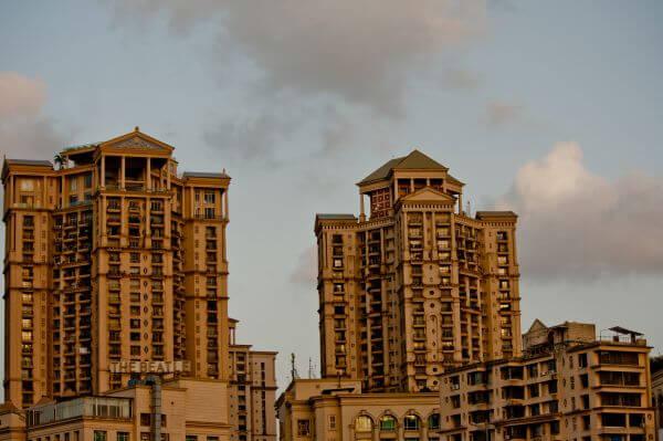 Mumbai Buildings photo