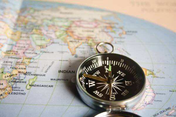 Navigational Compass photo