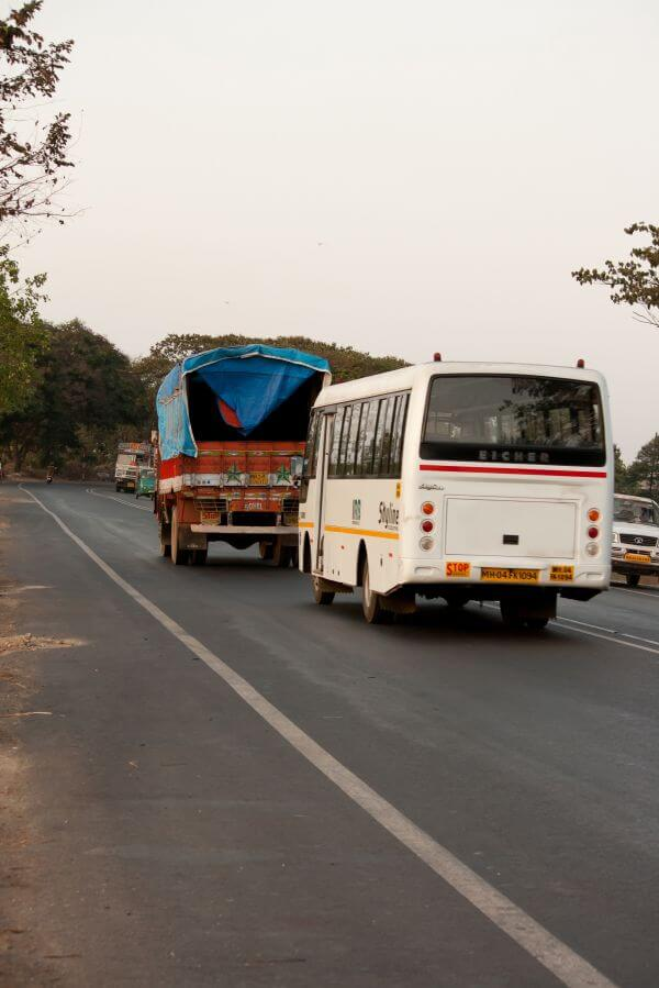 Bus Truck photo