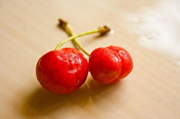 Cherries Food Fruits photo