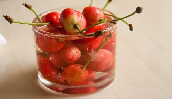 Cherries Fruits photo