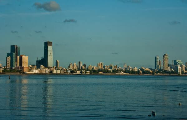 Mumbai Skyline photo