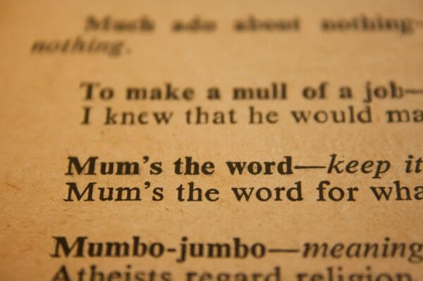 Mums The Word photo